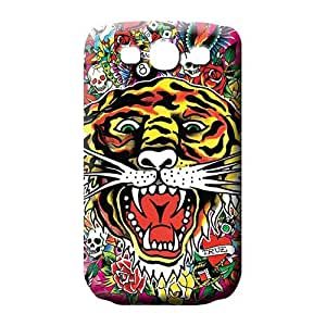 samsung galaxy s3 mobile phone carrying covers Protection Dirtshock High Grade Cases ed hardy tiger