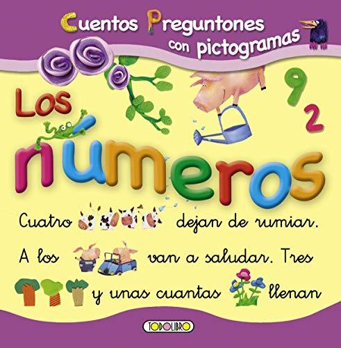 Los números (Cuentos preguntones) por Todolibro