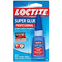 Loctite 1365882-4 Liquid Professional Super Glue, 20g Bottles (Case of 4) by Loctite