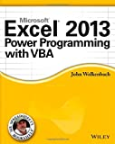 Excel 2013 Power Programming with VBA, John Walkenbach, 1118490398