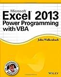 Excel 2013 Power Programming with VBA, John Walkenbach, 1118490398