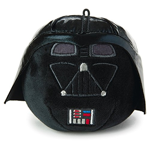Hallmark Star Wars Darth Vader Fluff Ball Ornament