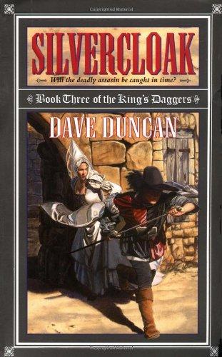 book cover of Silvercloak