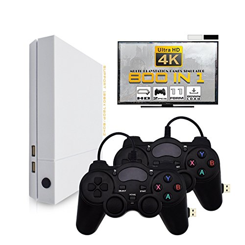 Entertainment System , HD Retro Game Console 800 Classic Games , Support NEOGEO , CPS , SEGA, SMS, GG
