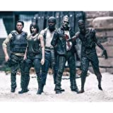 MCFARLANE The Walking Dead TV Series 5 Set of 5 Action Figures