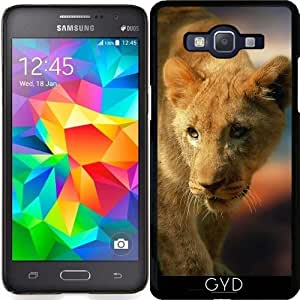 Funda para Samsung Galaxy Grand Prime (SM-G530) - Lion_2015_0102 by JAMFoto