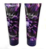 Cheap Bath and Body Works Black Amethyst Triple Moisture Body Cream 8 oz – 2 Pack