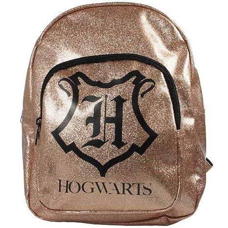Harry Potter Mini Backpack Mochila Infantil, 30 cm, 86 Liters, Dorado (Gold