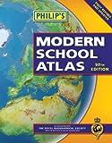 Philip's Modern School Atlas: 97th Edition (Hardback)