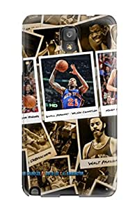 DpltGjo1750BKOiD Tpu Case Skin Protector For Galaxy Note 3 New York Knicks Basketball Nba Ye With Nice Appearance