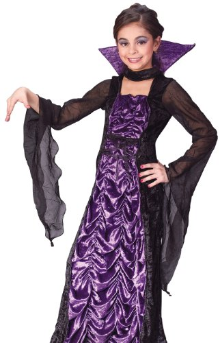 Countess of Darkness Kids Costume