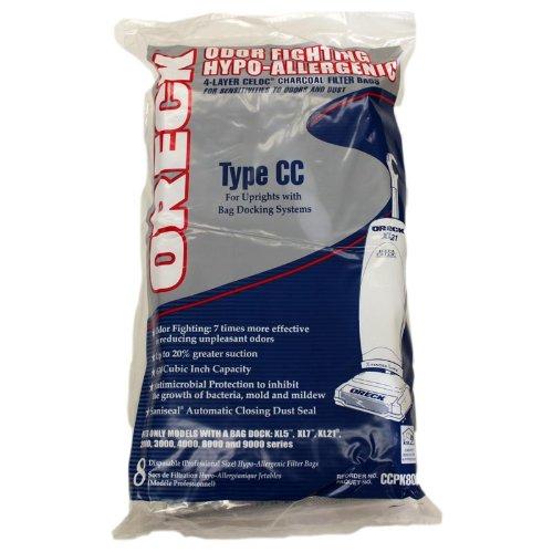 oreck vacuum bags type cc - 7