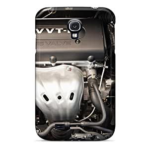 Galaxy S4 Case Slim [ultra Fit] Toyota Vvt-i 16 Valve Engine Protective Case Cover