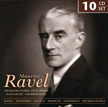 Amazon | Maurice Ravel: Orches...