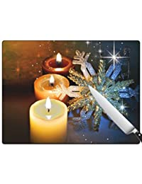 Purchase A Very Merry Christmas v158 Large Cutting Board cheapest