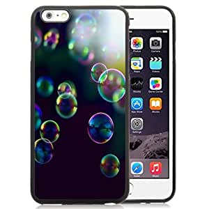 New Personalized Custom Designed For iPhone 6 Plus 5.5 Inch Phone Case For Colorful Bubbles In Sunlight Phone Case Cover wangjiang maoyi