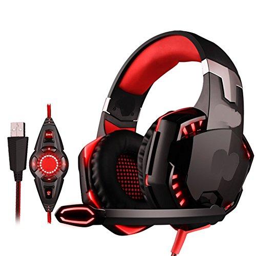 Vibration Headset Vibration Headset Mai Headphones and Esports Gaming Headphones Super Bass Computer Headset-B