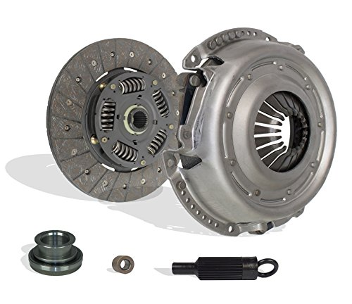 - Clutch Kit Works With Chevy Camaro Corvette Pontiac Firebird Trans AM Berlinetta Sport Z28 Base S/E Iroc-Z Formula LT RS 1983-1992 5.0L V8 GAS OHV Naturally Aspirated