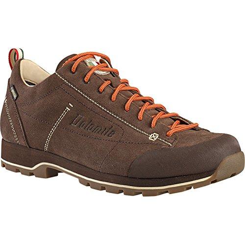 DolomiteCinquantaquattro Low Gtx –Zapatillas de deporte para hombre marrón