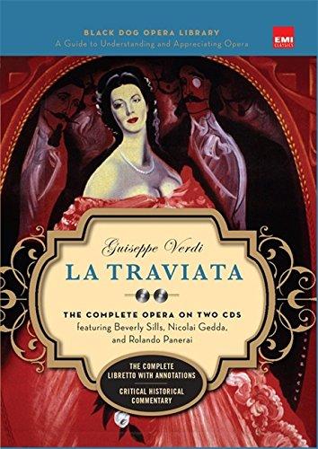 La Traviata (Book And CD's): Black Dog Opera Library