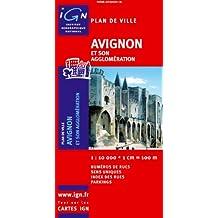 Ign Plan Avignon (+livret) #72228
