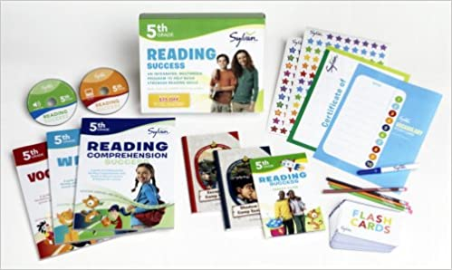 Amazon.com: Fifth Grade Reading Success: Complete Learning Kit ...