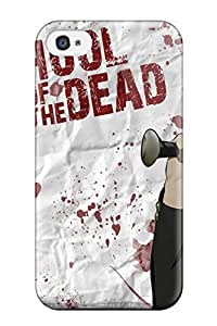 New Arrival Cover Case With Nice Design For Iphone 4/4s- Highschool Of The Dead