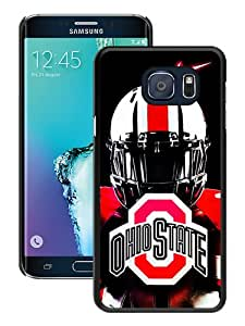 Hot Sale Samsung Galaxy Note 5 Edge Case ,Unique And Durable Designed Case With Ncaa Big Ten Conference Football Ohio State Buckeyes 46 black Samsung Galaxy Note 5 Edge Cover Phone Case