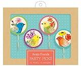 Avian Friends Party Picks, , 0735335443