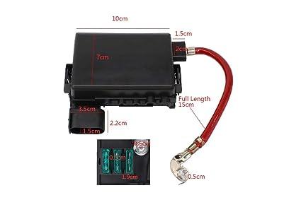 51lkC3f%2BrfL._SX425_ amazon com fuse box battery terminal 1j0937550a for 1999 2004 vw