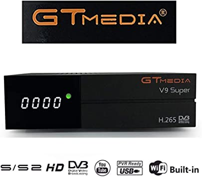 GTMedia V9 Super DVB S2 TV ricevitore Satellite decoder Support ...