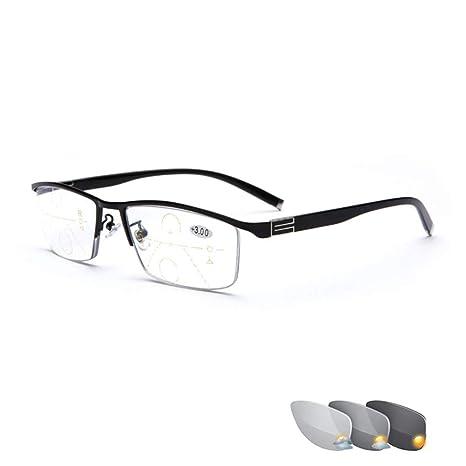 YNAYG Gafas de Lectura de Doble Uso para lejos y Cerca ...