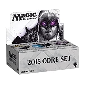 2015 Core Set / M15 - Magic the Gathering Sealed Booster Box (MTG) (36 Packs) by Magic: the Gathering