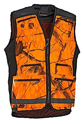 SwedTeam Dog Keepers Vest Blaze