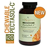 Cheap ecoNugenics – PectaSol-C Modified Citrus Pectin – 120 Chewable Tablets – Tangerine | Professionally Formulated to Help Maintain Healthy Galectin-3 Levels