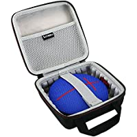Case for Ultimate Ears UE Roll or UE Roll 2 Wireless Mobile Bluetooth Speaker, Fits Power Adapter and USB Cable by Ltgem
