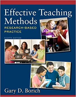 `PDF` Effective Teaching Methods: Research-Based Practice (8th Edition). recibir Product giving contains taahhut Compra