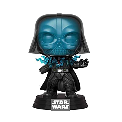 Funko Pop! Star Wars: Return of The Jedi - Electrocuted Vader: Toys & Games