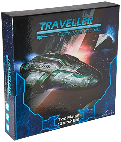Far Future Enterprises 3001FFE Traveler CCG Two Player Starter Set