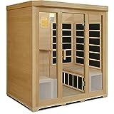 Crystal Sauna BH400 4-Person Infrared Sauna