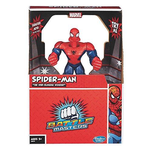 Hasbro A8614 Marvel Battlemasters Spiderman Pack Assorted 3