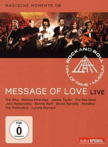 Rock and Roll Hall of Fame - Message of Love