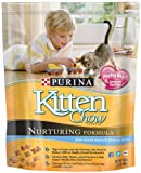 Purina Kitten Chow Nurturing Formula, 16-Ounce  Pouch,  (Pack of 6), My Pet Supplies