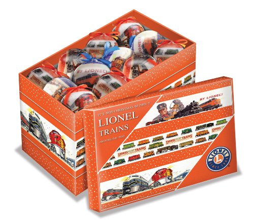 (Lionel Trains Classic Ornament Gift Box)