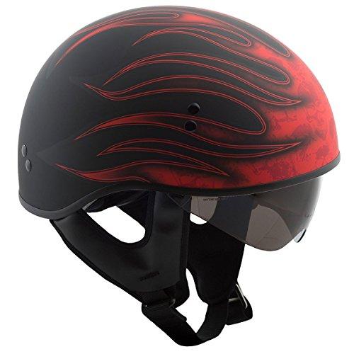 Gmax G1657204 Half Helmet -