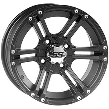 Amazon Com Vision Wheel Vision Five Fifty 12 Black Wheel Rim
