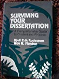 img - for Surviving Your Dissertation: A Comprehensive Guide to Content and Process by Rudestam Kjell E. (Erik) Newton Rae R. (1992-07-17) Hardcover book / textbook / text book