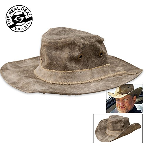 Tarp Recycled - The Real Deal Brazil Real Deal Hat - Large (Canvas)