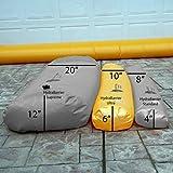 Best Sandbag Alternative - Hydrabarrier Ultra 12