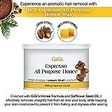 GiGi Espresso All Purpose Honee Hair Removal Wax